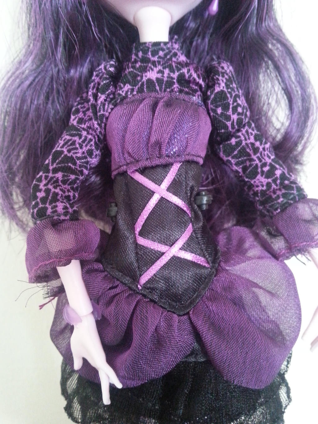 Dolls Within Pictures: Elissabat Review