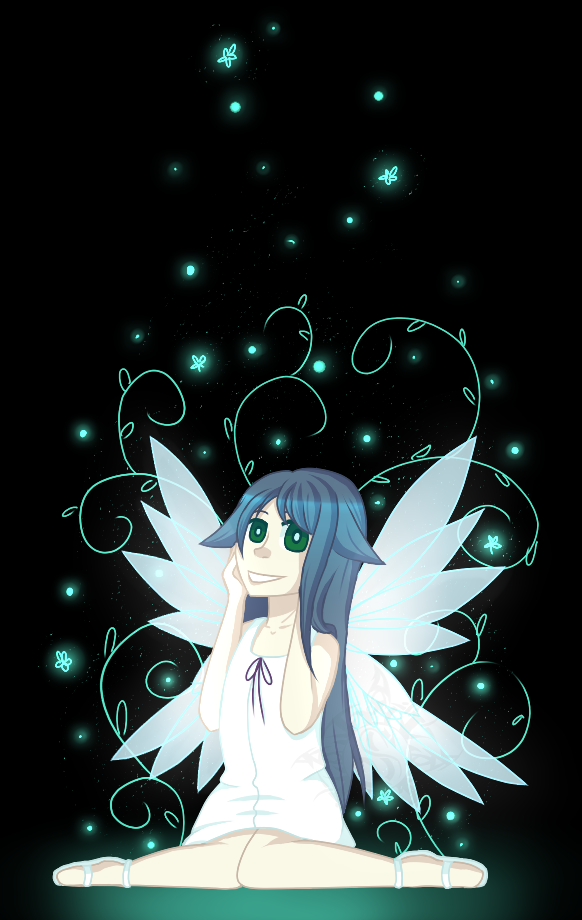 Saya by SpiritSilverMoon117