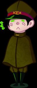 Green Bean by SpiritSilverMoon117