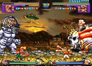 NeoGeo Arcade Battle by SSSS7777