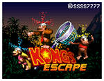 Kong's Escape by SSSS7777