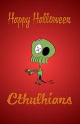 Zombie Cthulhu