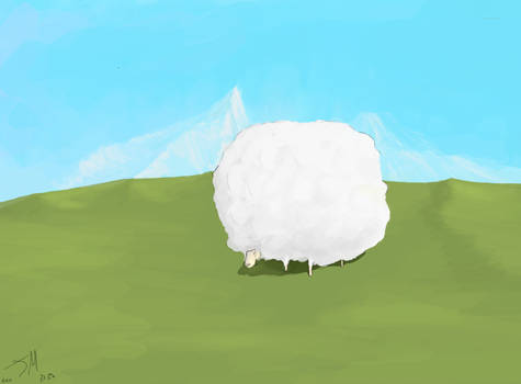 The Indestructible Sheep