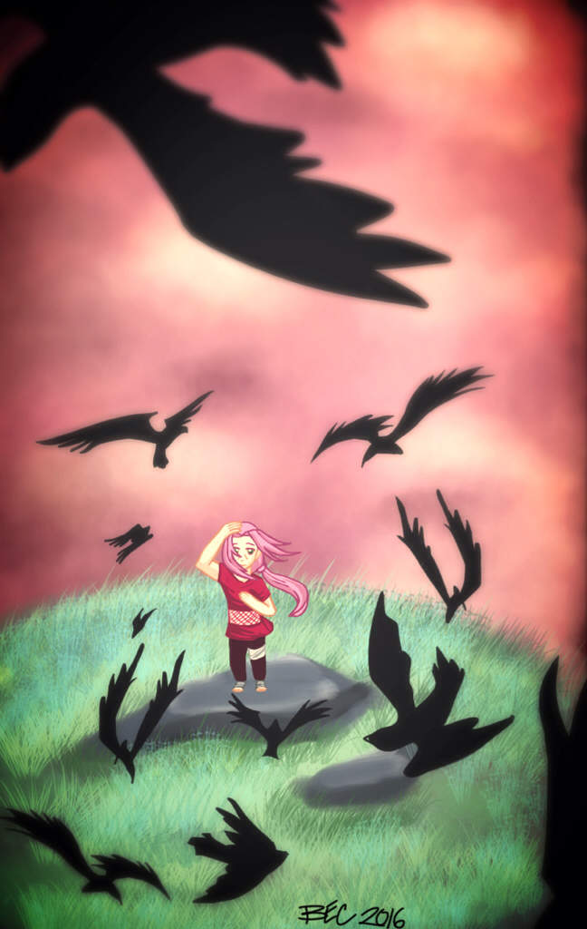 ghosts in her heart by BombsAreForBabies