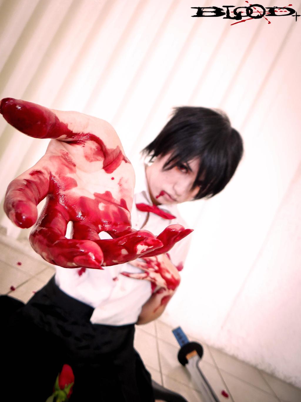 BLOOD by KasaNeko