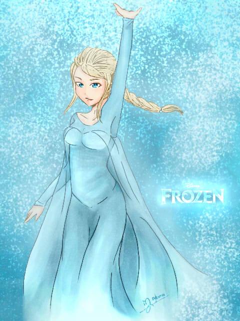 Elsa by minami-akira