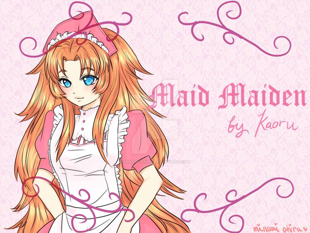 Alivia from Maid Maiden by minami-akira