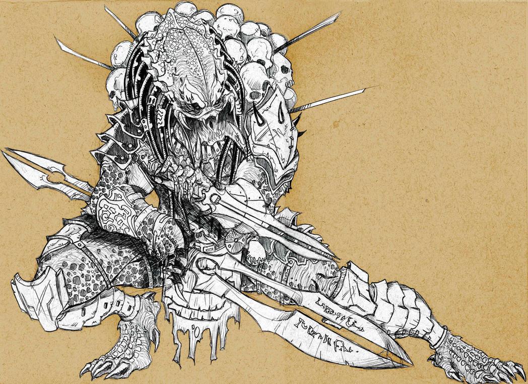 predator colecionador by vandalocomics