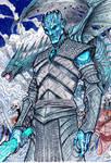 NIGHT KING GOT (Game of Thrones)