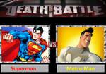 Death Battle: Superman Vs Metro Man