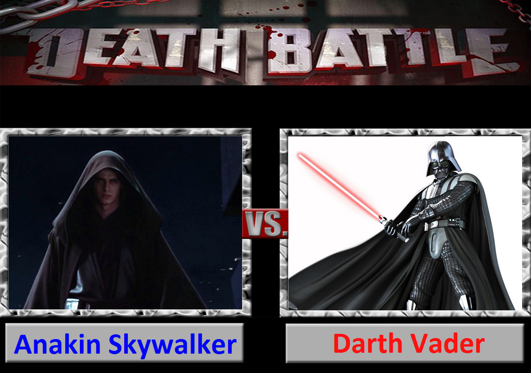 Death Battle: Anakin S... Anakin Skywalker Vs Darth Maul