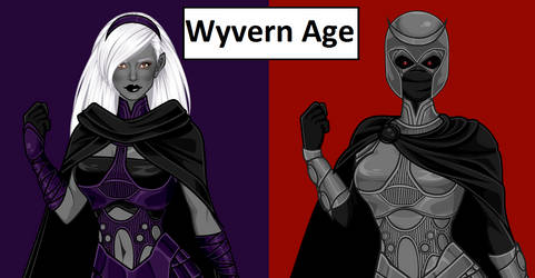 Wyvern Age Poster