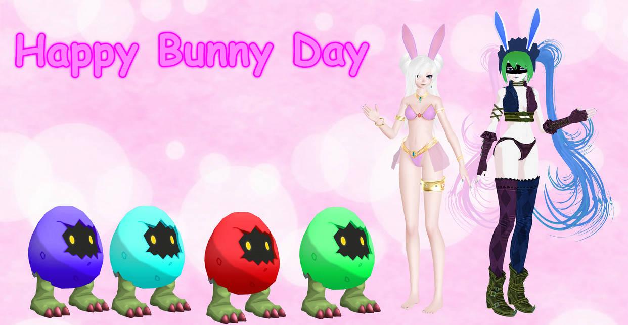 Happy Bunny Day 2021