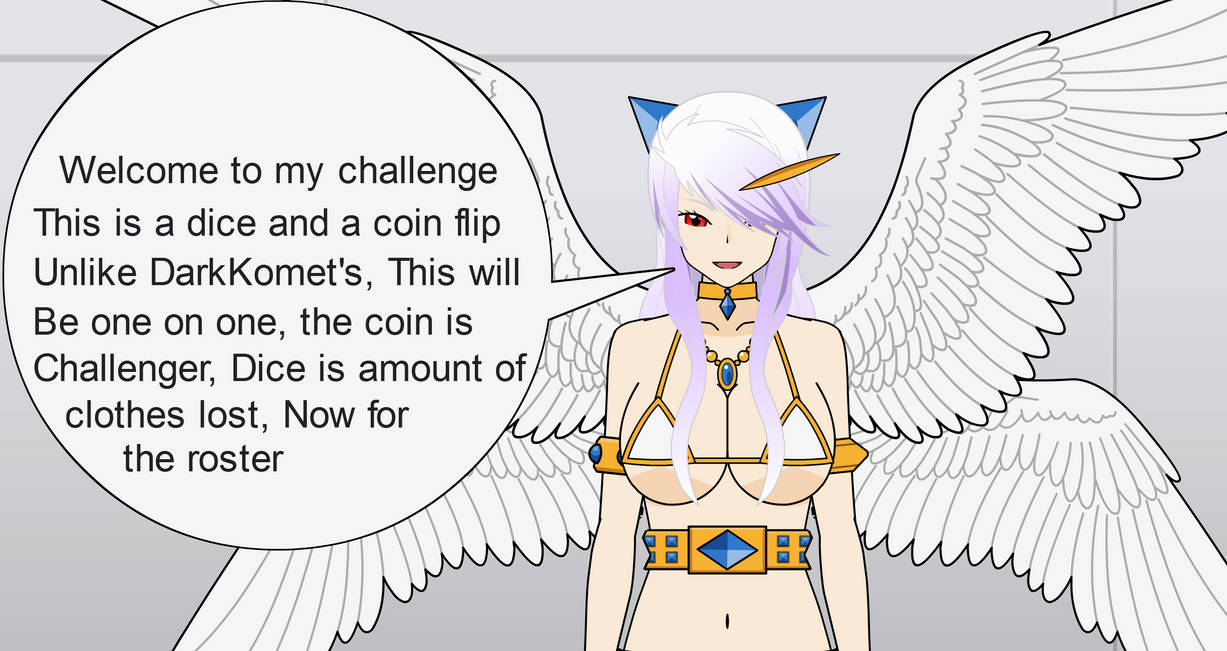 The Ishtar Dice And Coin Strip Challenge Sign Up
