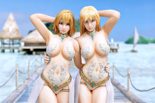 Sisters ! Cassandra and Sophitia