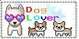 Dog Lover Stamp