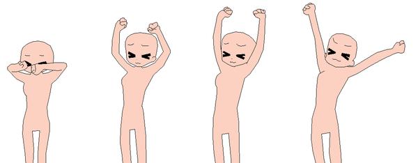 anime stretch