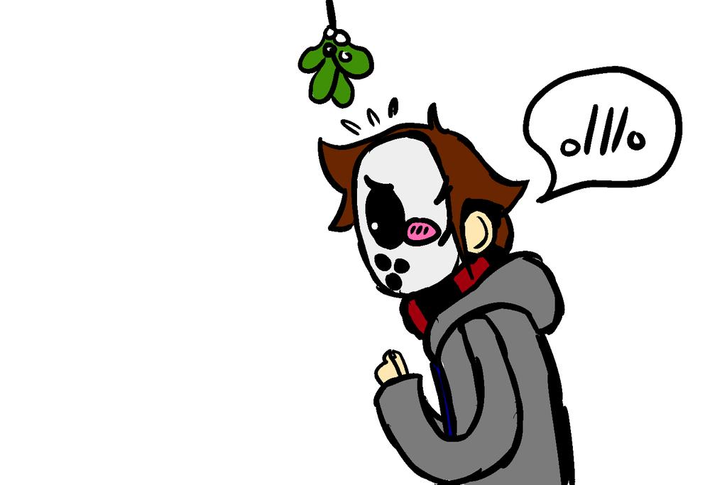 Mistletoe Meme by AnonymousCynic
