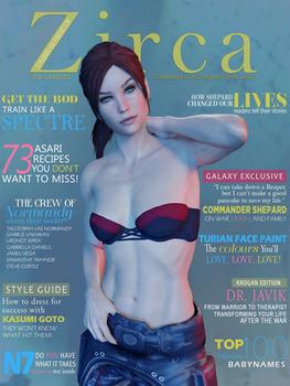 Zirca Magazine April Issue