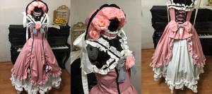 Ciel Phantomhive Cosplay Dress (Kuroshitsuji)