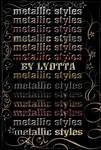 metallic styles