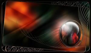 abstract 48 by Lyotta