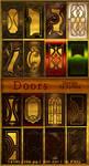 Classic and decorative doors