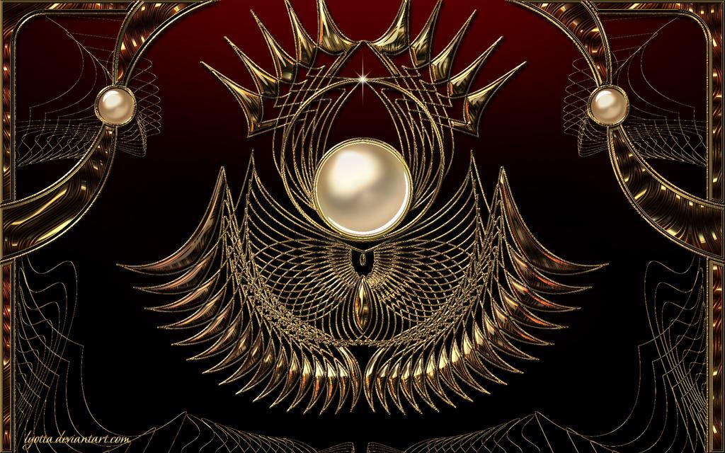 Pearl gossamer by Lyotta