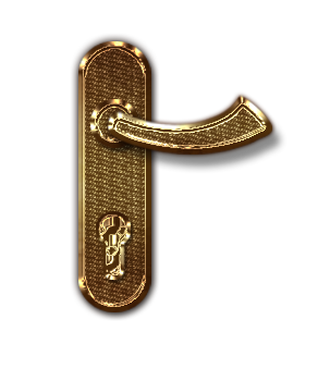 doorhandle by Lyotta