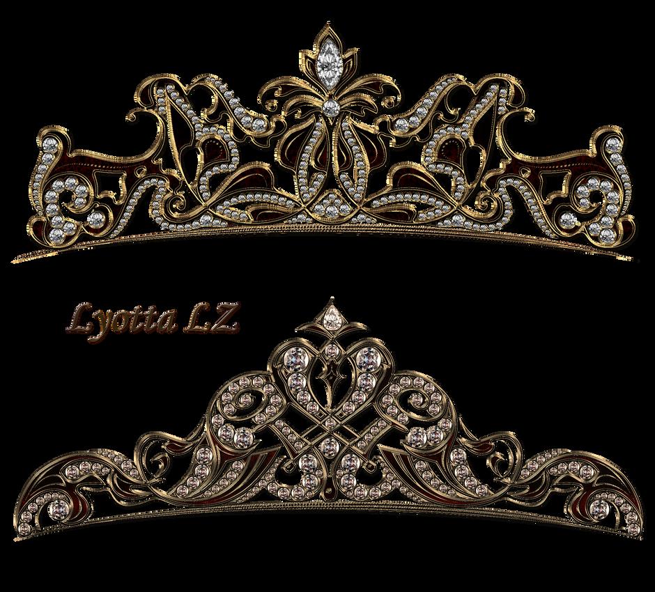 Royal jewelry tiara by Lyotta