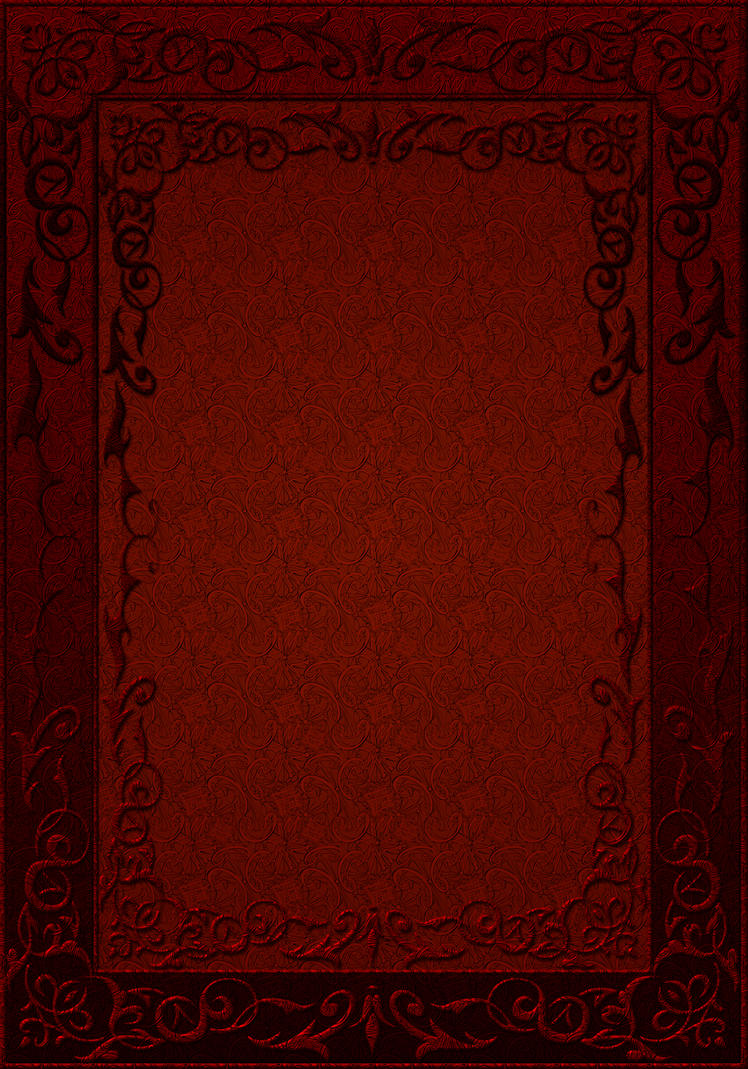 Red Texture With Decor By Lyotta On Deviantart