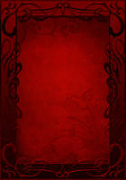 Red texture with decor 2 by Lyotta