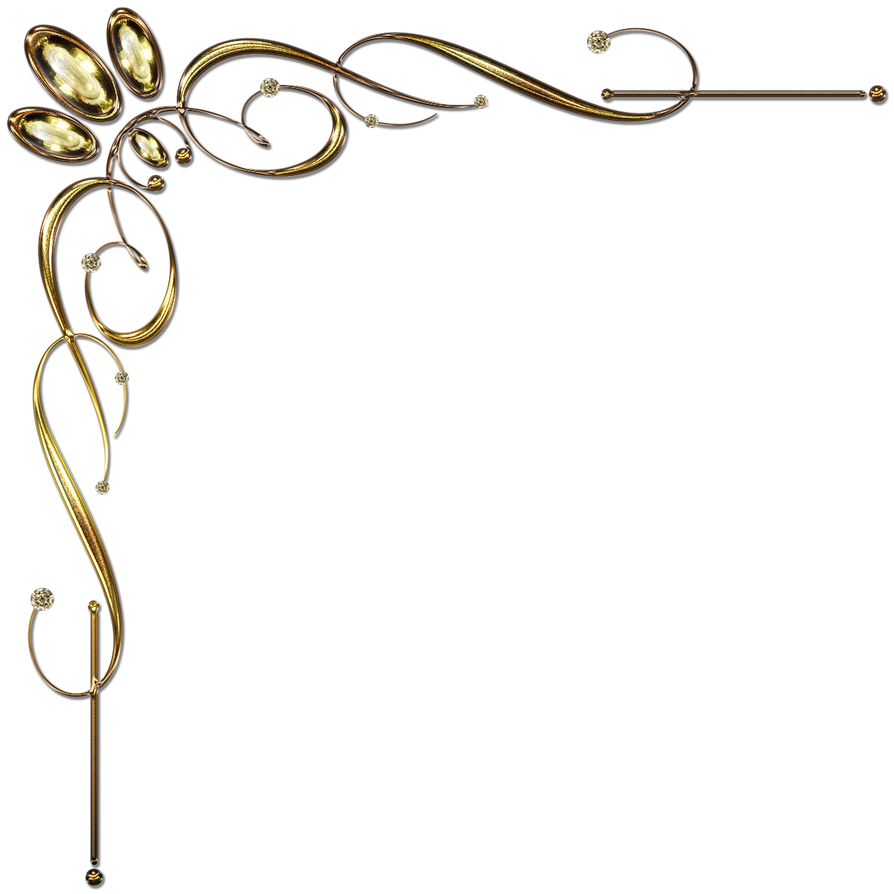 Gold Swirl Desi...
