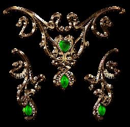 Vintage jewels Lyotta by Lyotta