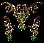 Vintage jewels Lyotta