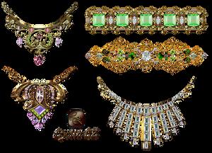 jewels elements 2 lyotta LZ