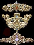 Crown Tiara Lyotta