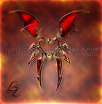 Weapons Fire Dragon Eye by Lyotta