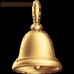 Bell golden 3d