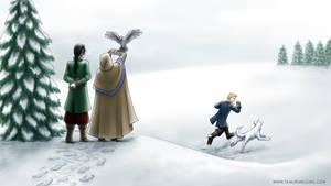 Tamuran wallpaper - Snow
