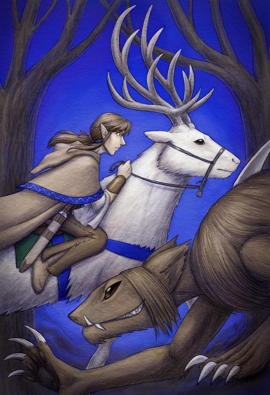 Tamuran Book 1 cover art