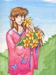 pretty valentine Yuki