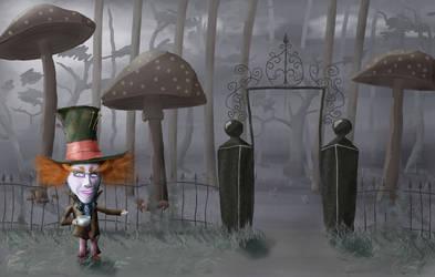 Kalais in Wonderland