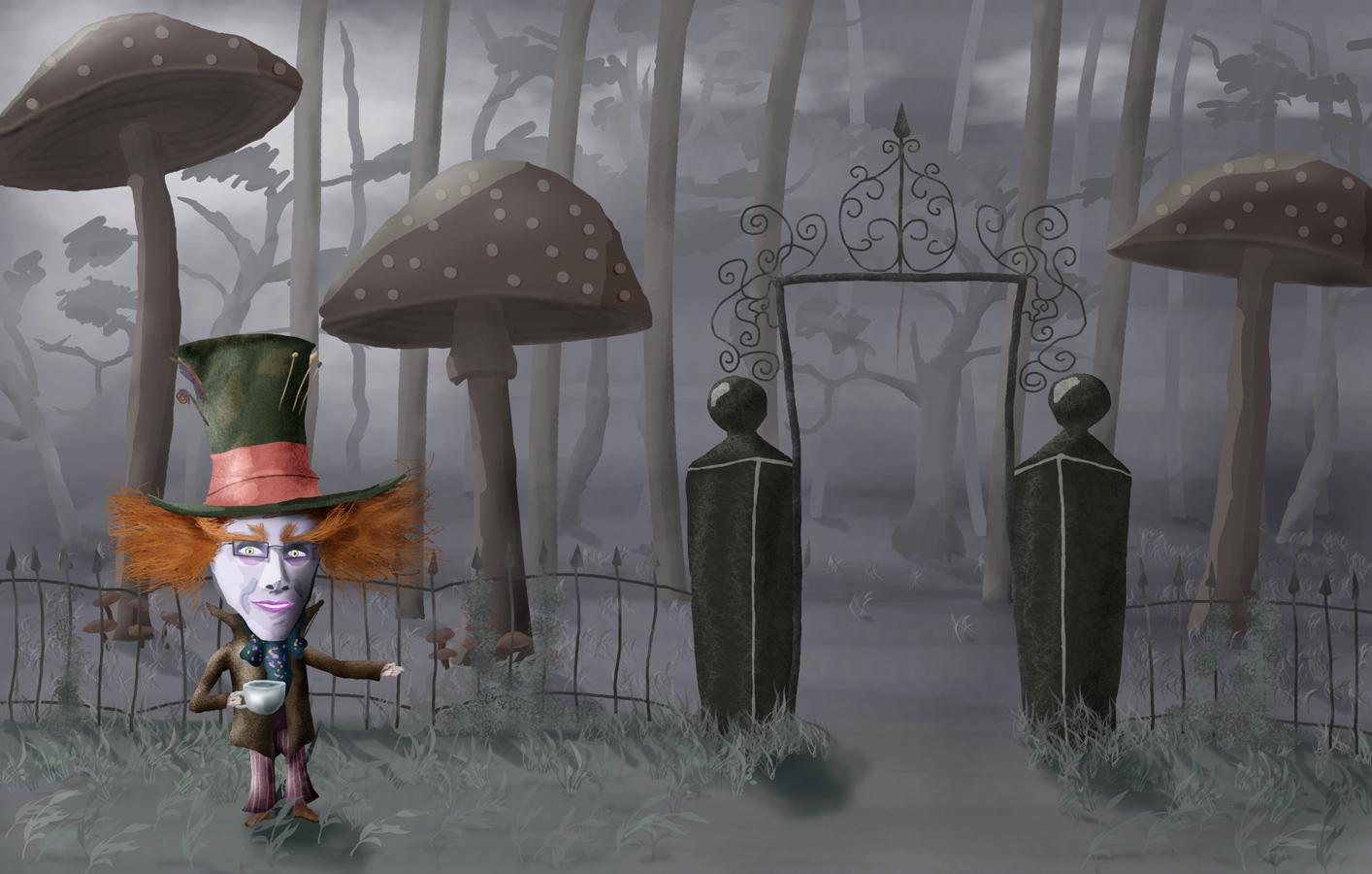 Kalais in Wonderland by kalais