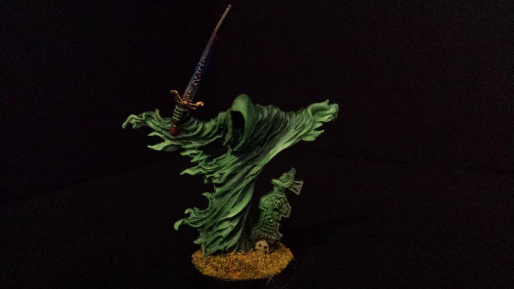 Grave wraith by diejango