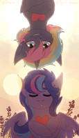 You are my sun  YCH Result by FlySoulDragon