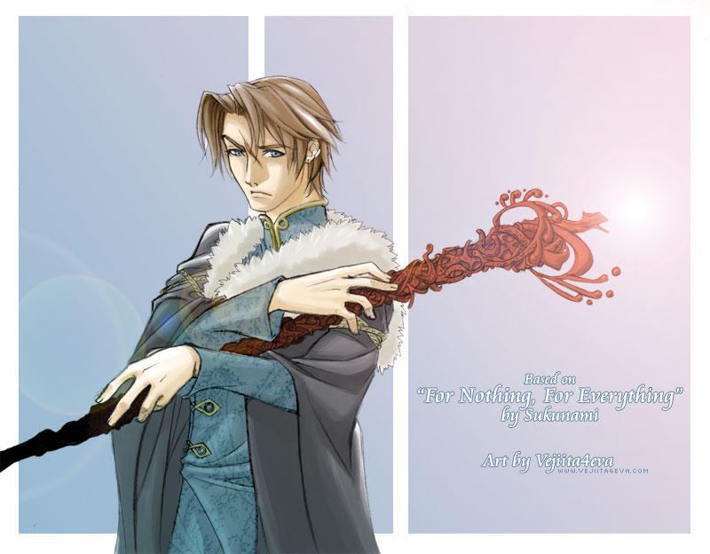 'For Nothing' Squall by vejiicakes