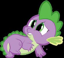 Spike - vector by KristySK