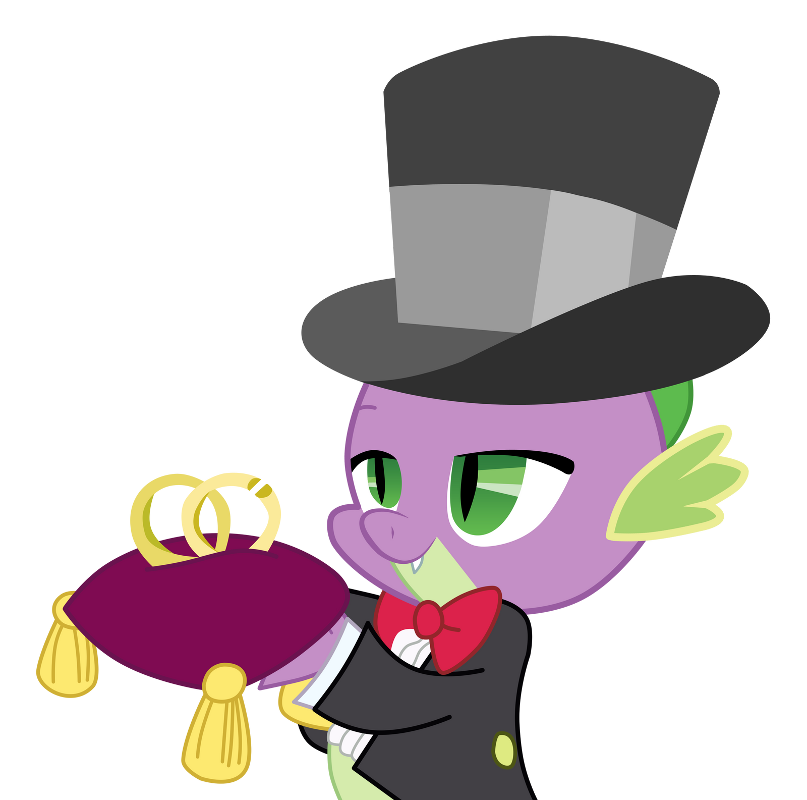 Fancy Spike by KristySK