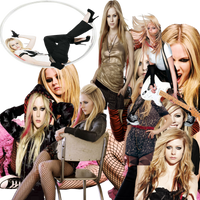 Avril Lavigne FOTOS PNG